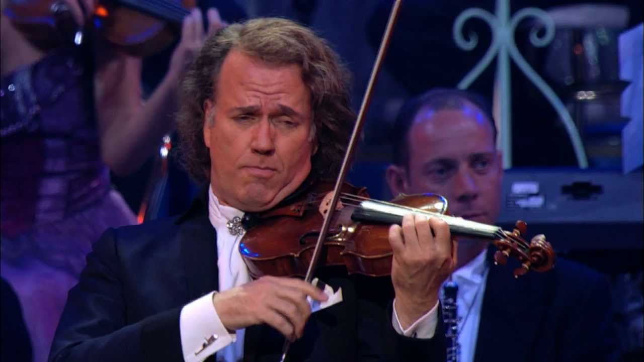 Andre rieu in new york radio city music hall