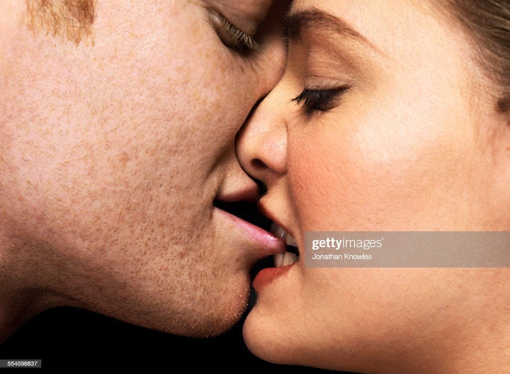 Sexually biting a guy