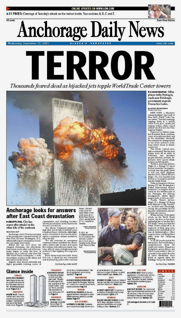 Anchorage daily news