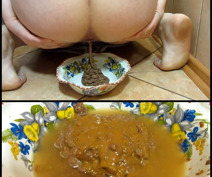 Porn with food