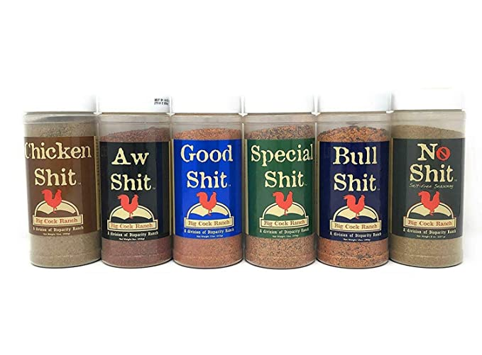 Shit spices